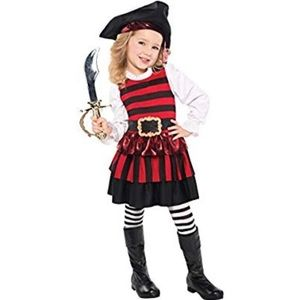 Other - Little Lassie Toddler Pirate Costume 🏴☠️